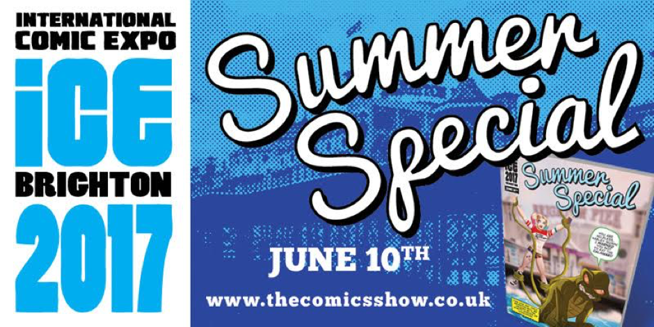 ICE Brighton Summer Special 2017