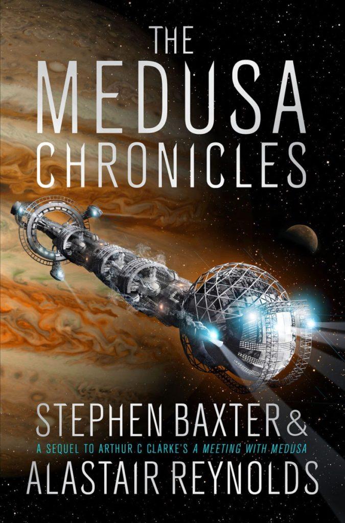 The Medusa Chronicles - Cover