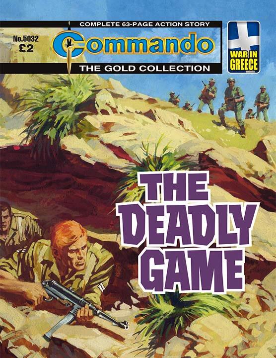 Commando 5032: Gold Collection - The Deadly Game