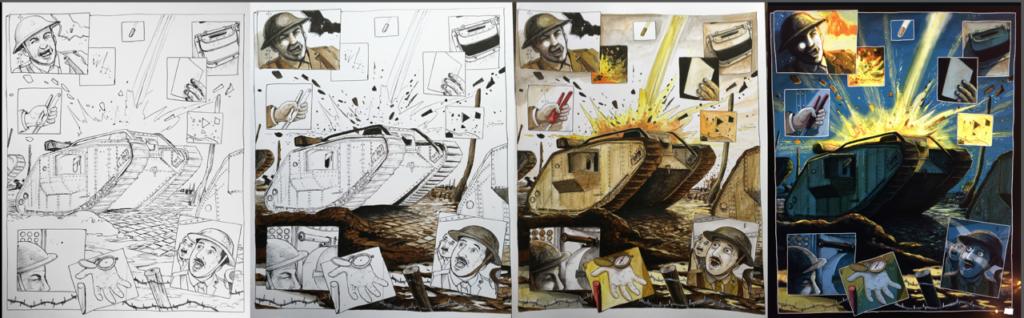 Ivan Petrus - Work in Progress