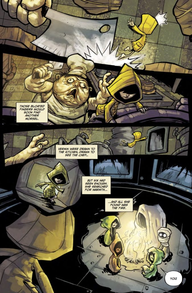 Little Nightmares #1 - Page 1