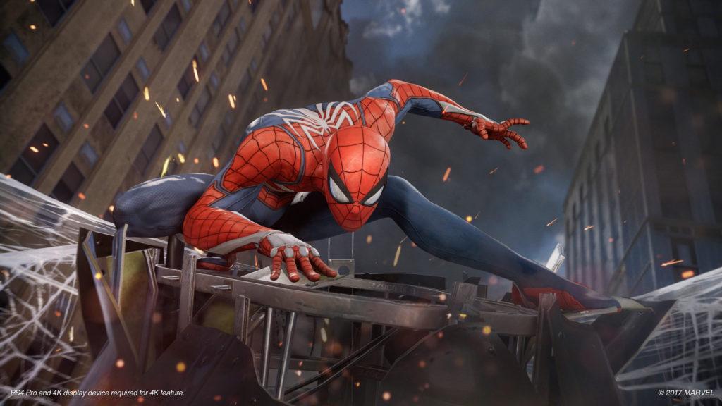 Marvel Spider-Man PS4 Gane Image 02
