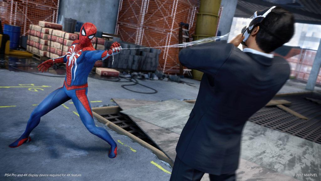 Marvel Spider-Man PS4 Game Image 06