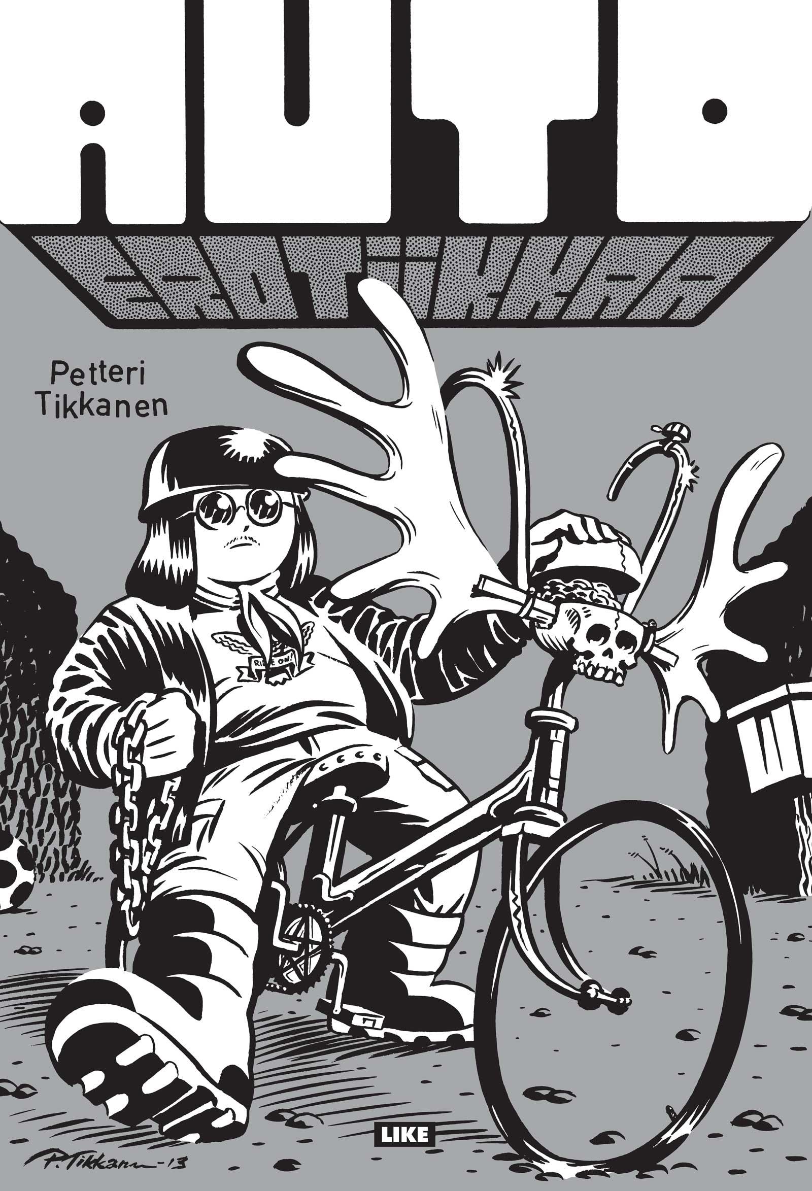 Art by Petteri Tikkanen - AutoErotika