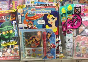 DC Superhero Girls issue One