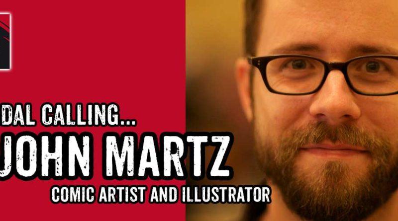 John Martz LICAF 2017 Banner