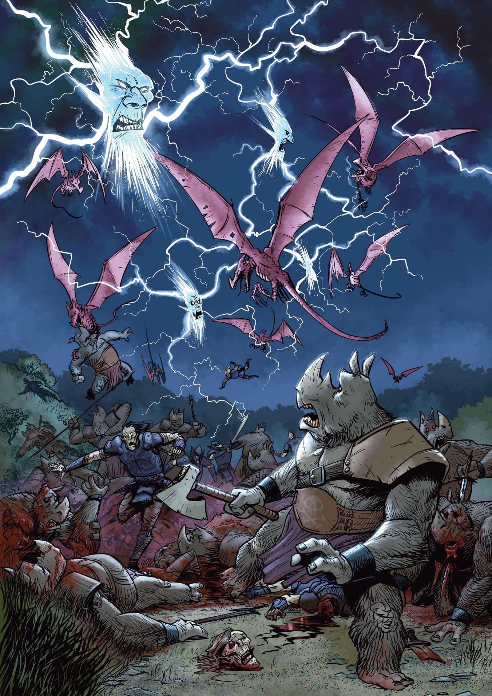 Steve Jackson's The Trolltooth Wars - Ford
