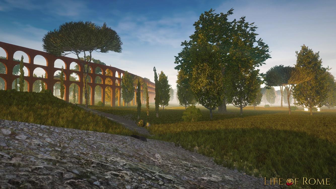 Life of Rome - Aqueduct