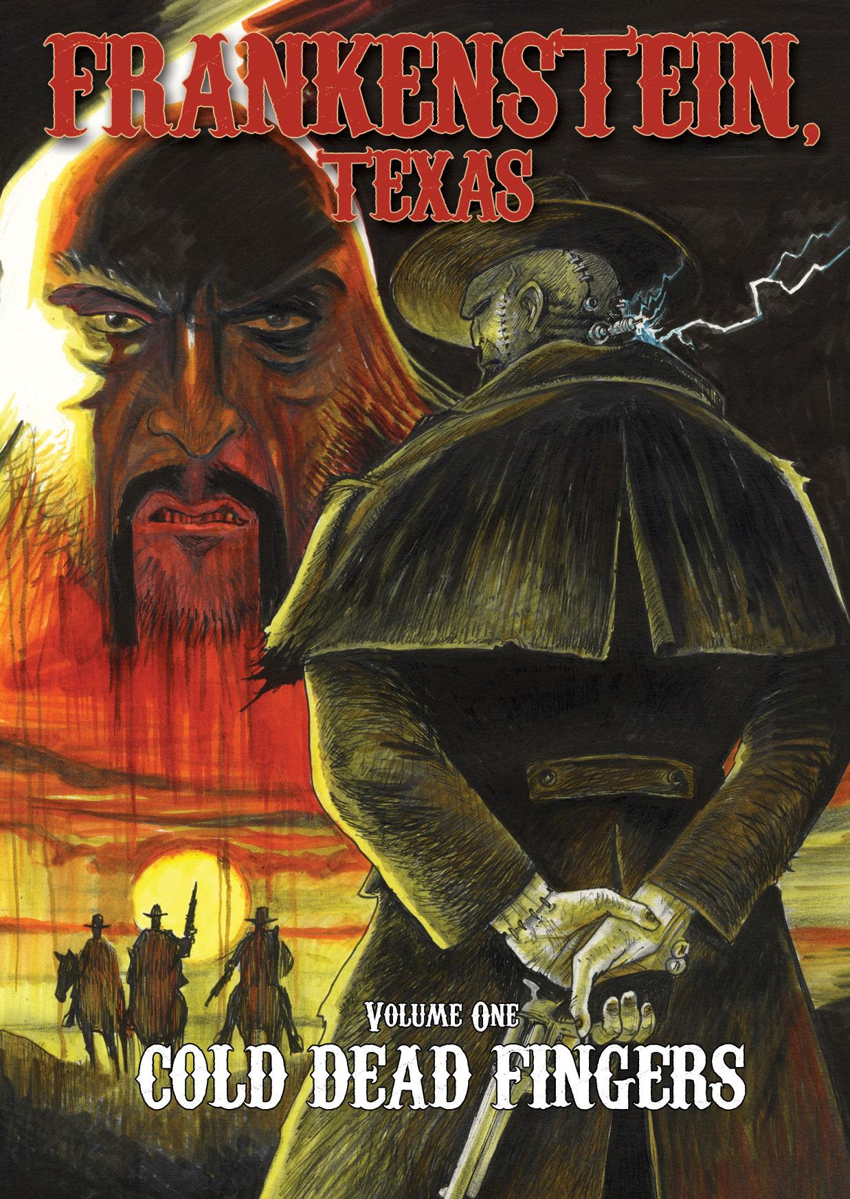 Frankenstein, Texas Cover