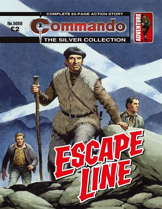 Commando 5058: Silver Collection: Escape Line