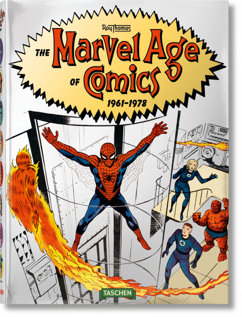 The Marvel Age of Comics 1961–1978 - Cover