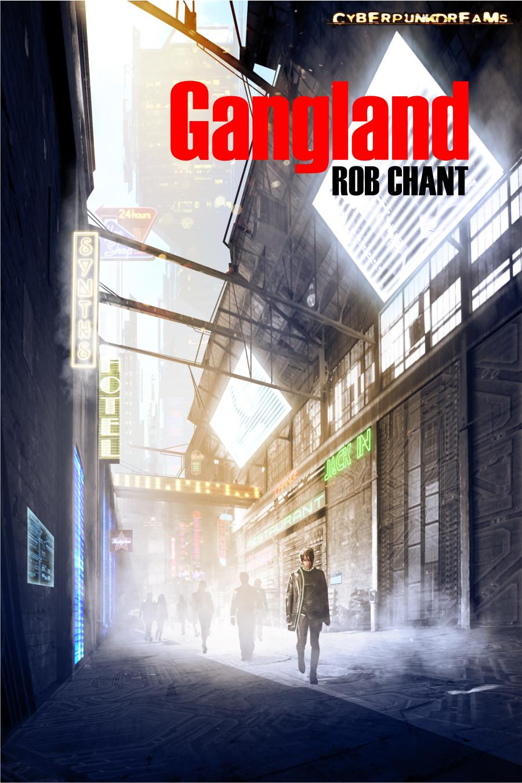 Gangland cover by Trevor Storey