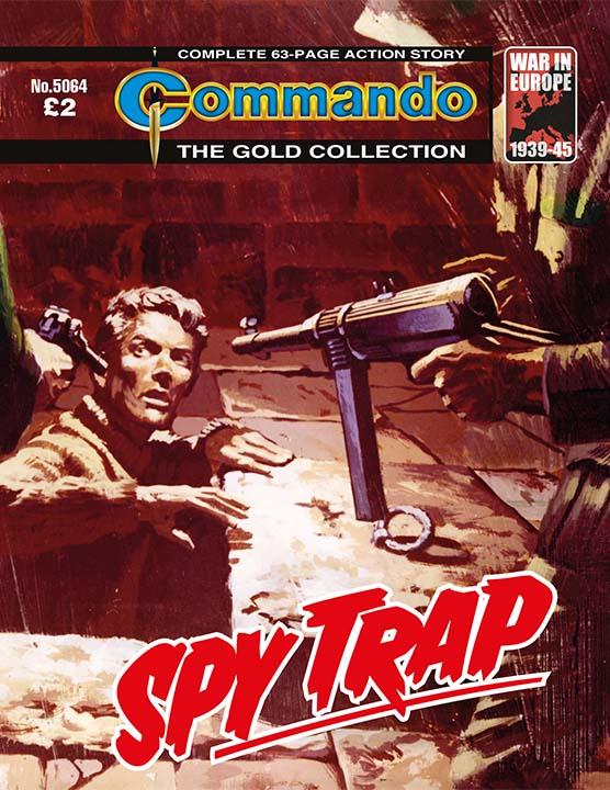 Commando 5064: Gold Collection: Spy Trap