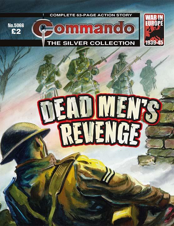 Commando 5066: Silver Collection - Dead Men's Revenge