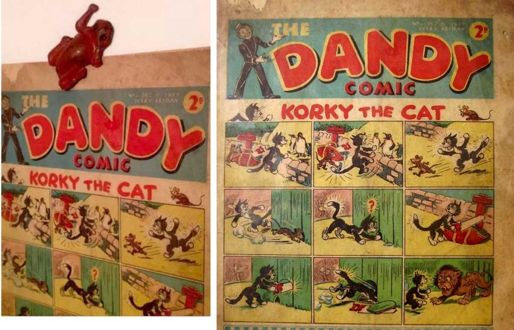 TheDandy Comic Number Two