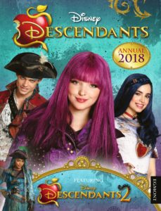 Disney Descendants Annual 2018