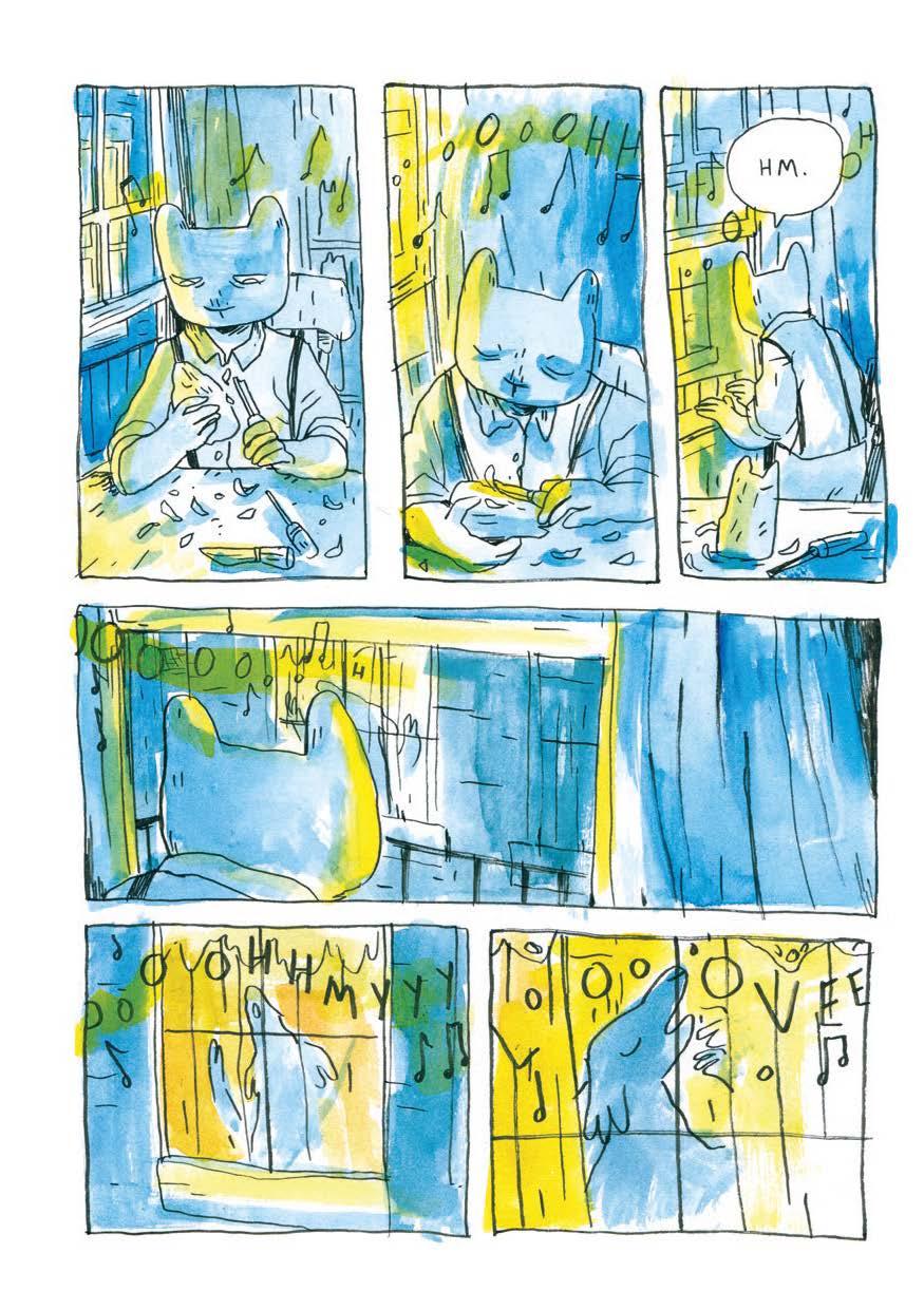 Ismyre by B. Murer - Sample Art