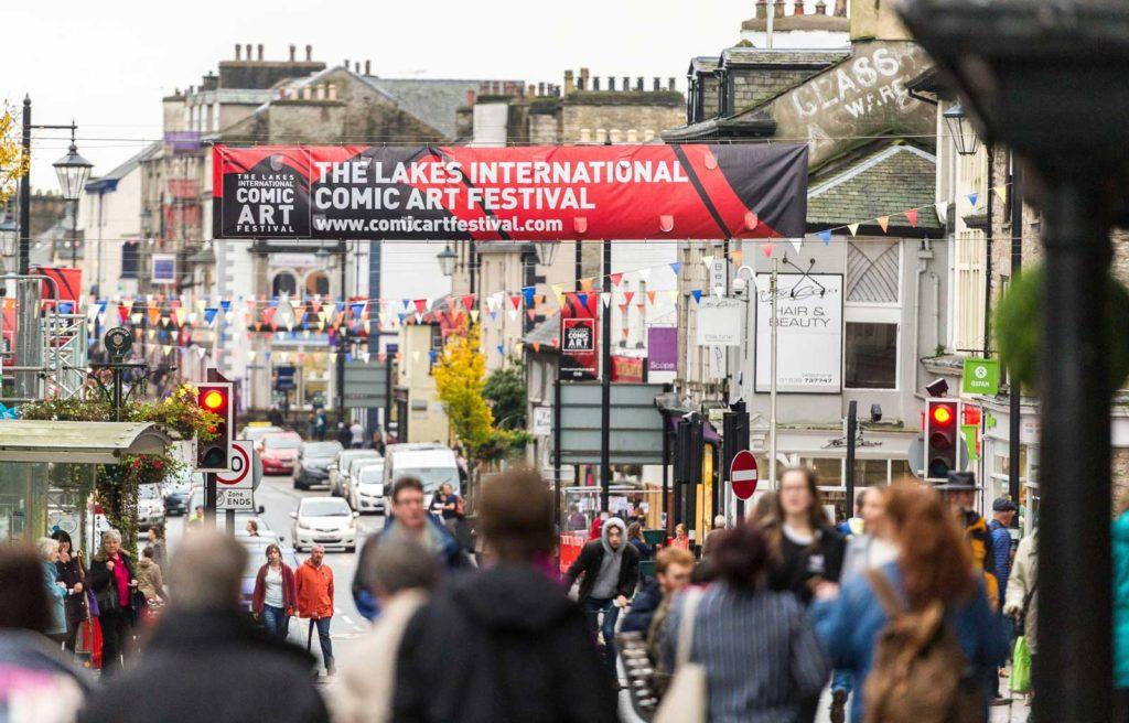 Lakes International Comic Art Festival