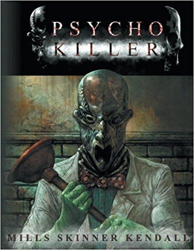 PsychoKiller - Cover