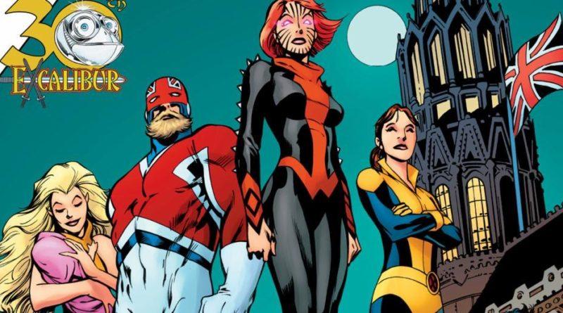 X-Men Gold Annual #1 2018 SNIP