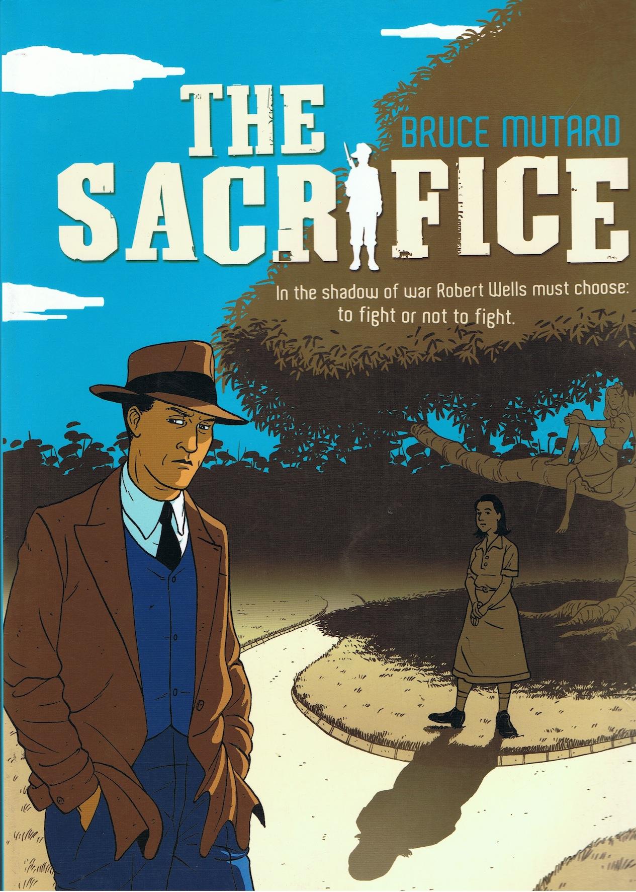 The Sacrifice by Bruce Mutard