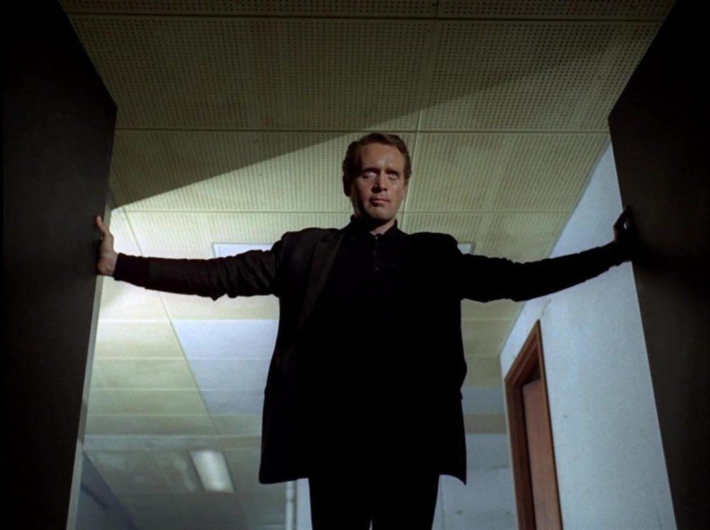 Patrick MacNee in The Prisoner