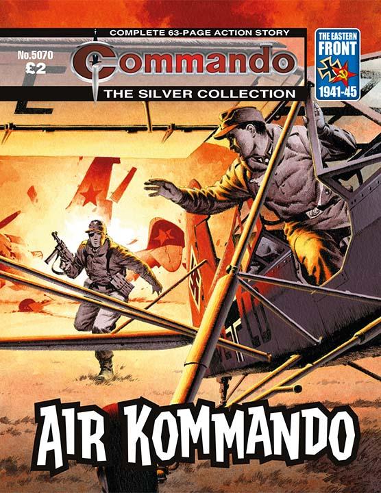 Commando 5070: Silver Collection: Air Kommando
