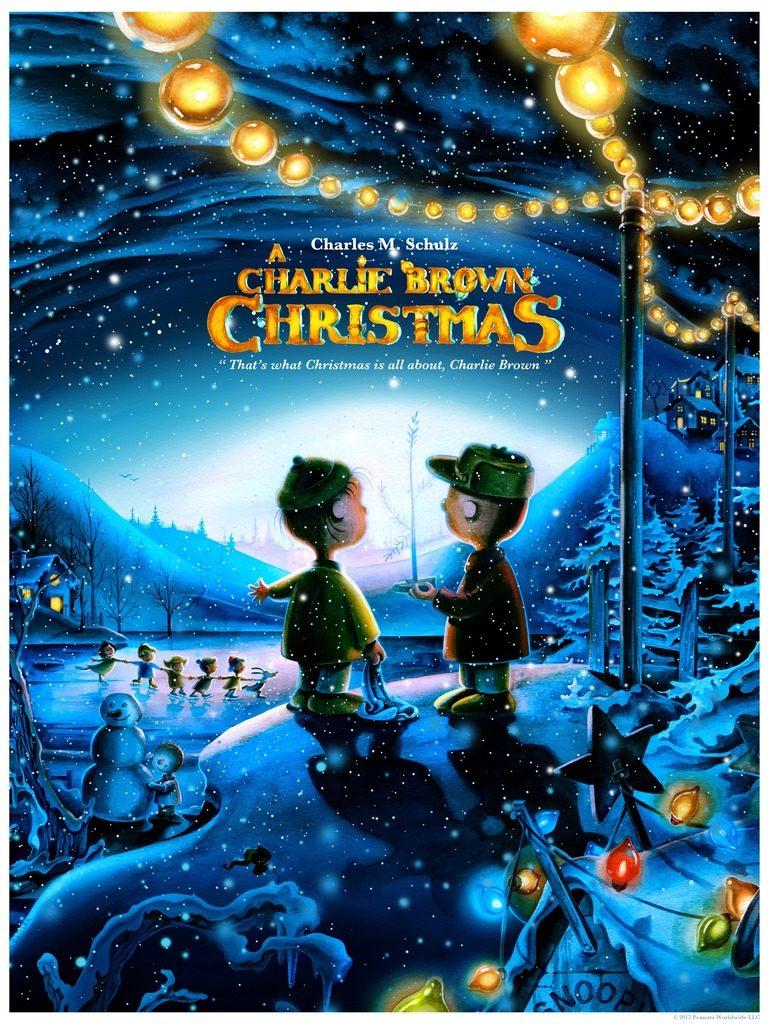 Dark Hall Mansion - A Charlie Brown Christmas