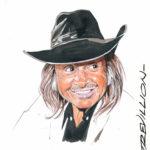 Paul Trevillion - Self Portrait