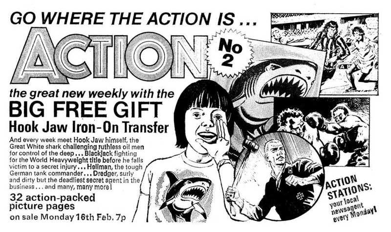 Action - House Ad 2