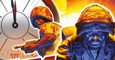 Commando 5081: Action and Adventure - Fire Fight SNIP