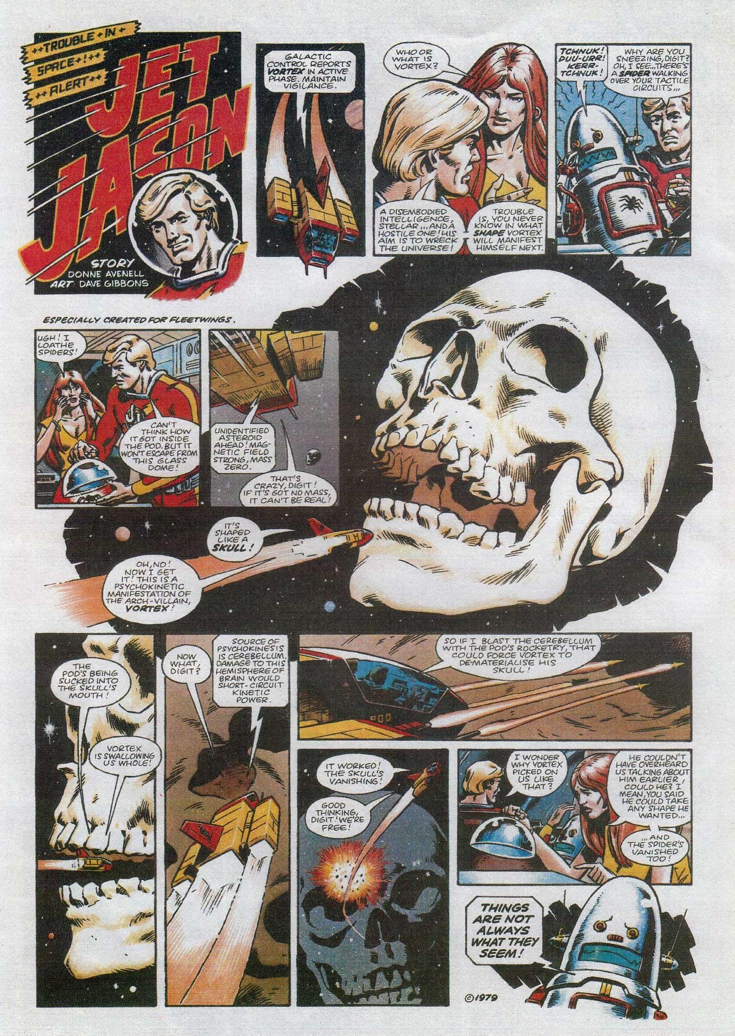 Jet Jason for Fleetwings - Spring 1980