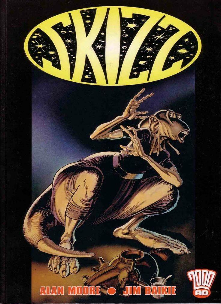 Skizz by Jim Baikie