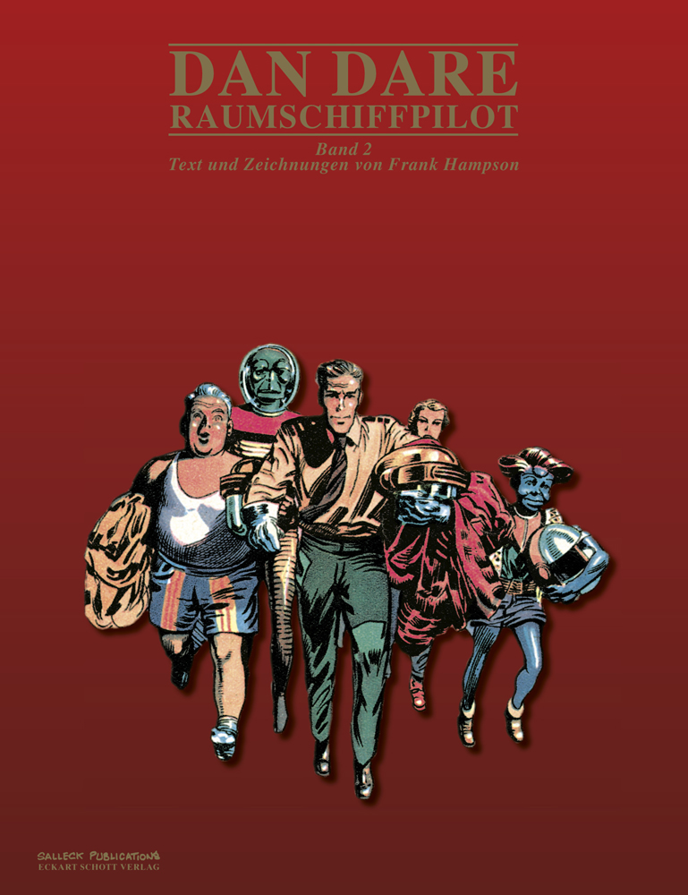 Dan Dare - Raumschiffpilot Volume Two