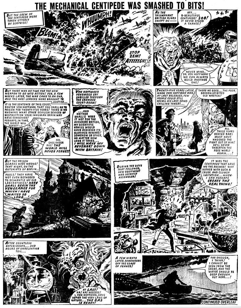 Jet Issue 1 - Von Hoffman's Invasion Page 2