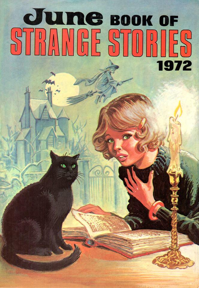 June Book Of Strange Stories 1972