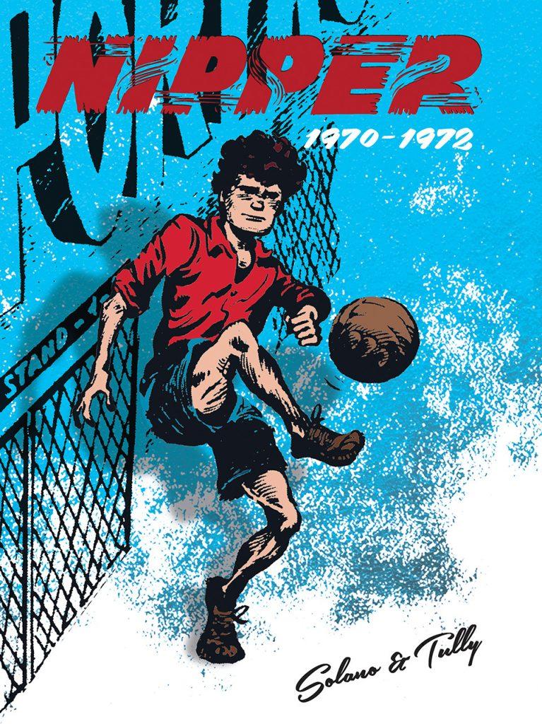 Nipper Volume One 1970 - 1972 - Cover