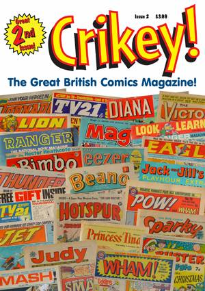 Crikey Magazine Issue 2