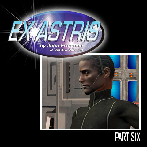 Ex Astris Part 6 - ROK - Panel 1