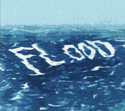 Floods Charity Comic