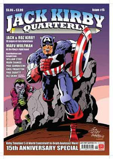 Jack Kirby Quarterly #15