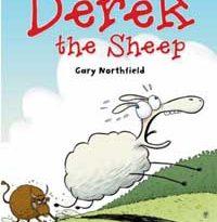 Derek the Sheep - Bloomsbury Cover