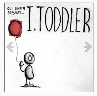 I, Toddler by Oli Smith