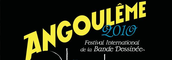Angouleme Festival 2010 Poster