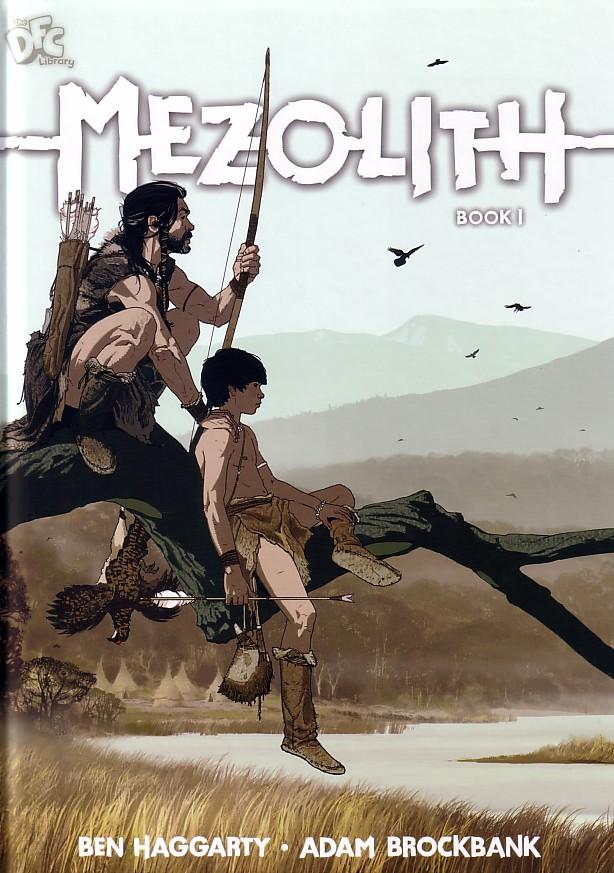 Mezolith - Cover