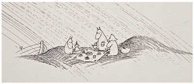 The Moomins © Tove Jansson