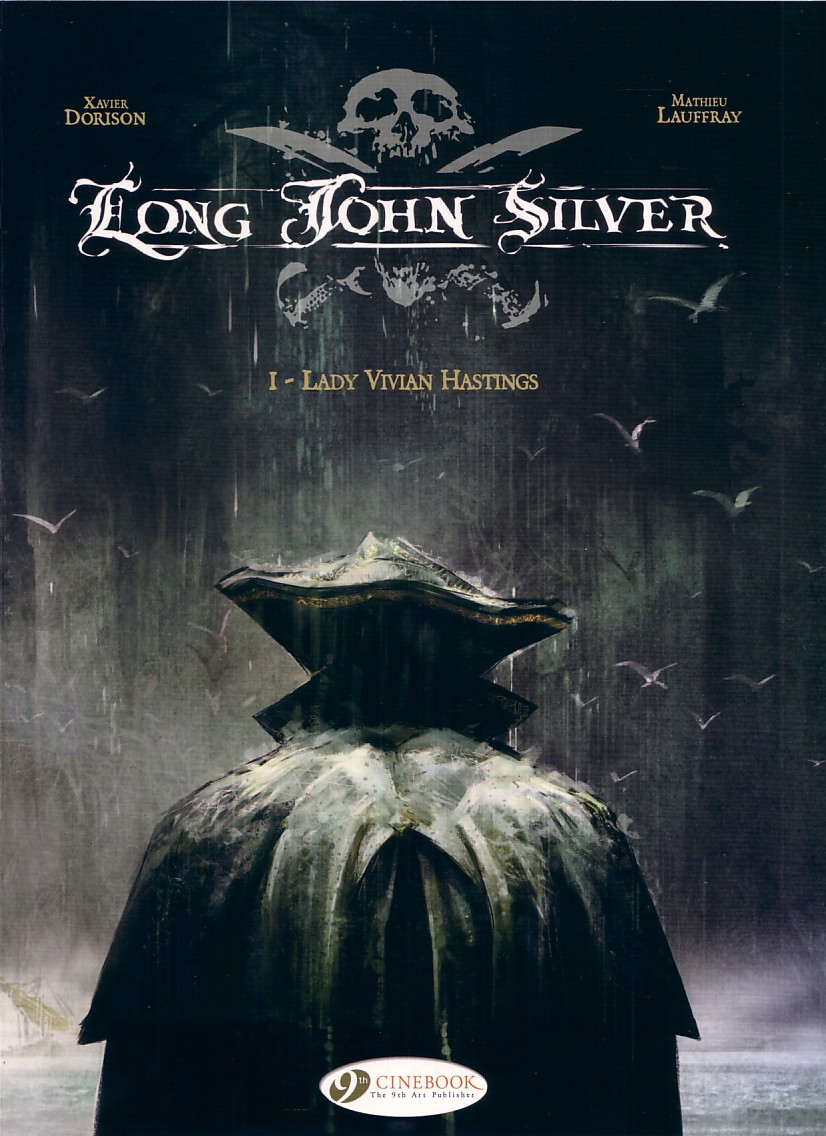 Long John Silver Volume 1: Lady Vivian Hastings