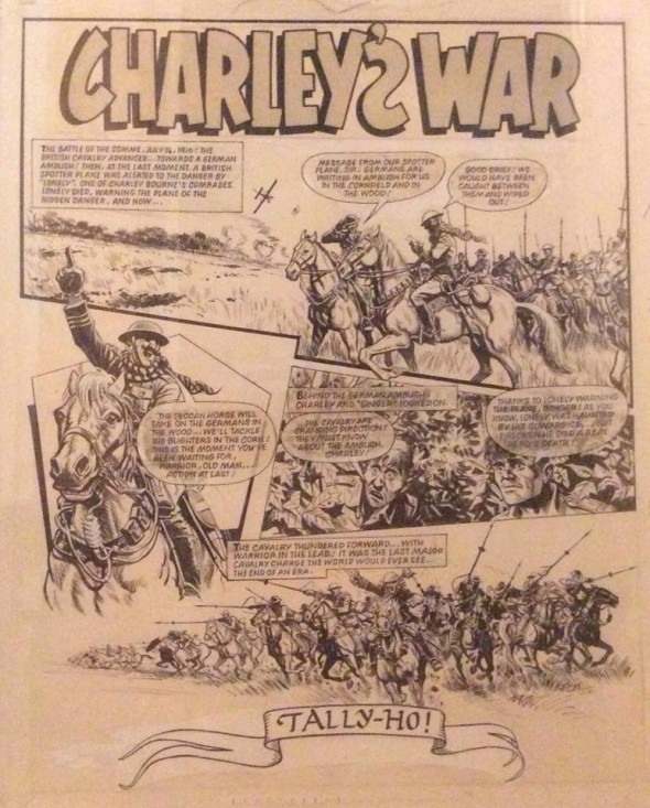Charley's War: Tally Ho