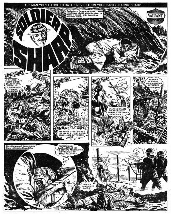 Soldier Sharp – the Rat of the Rifles - for Battle