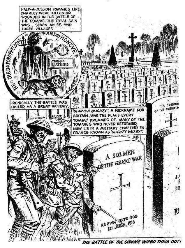 Charley's War: World War One Memorial